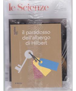 Le Scienze - + il libro Il paradosso dell'albergo di Hilbert - n. 636 -agosto  2021 - mensile - rivista + libro