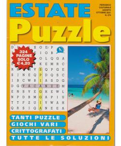 Estate Puzzle - n. 274- agosto - ottobre 2021 - 324 pagine