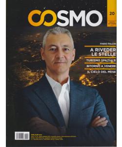 Cosmo - n. 20 -agosto - settembre  2021 - mensile -