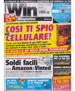 Win Magazine - + cd 700 mb - n. 278 - mensile - luglio  2021