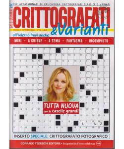 Crittografati & Varianti - n.30 - mensile -ottobre  2021