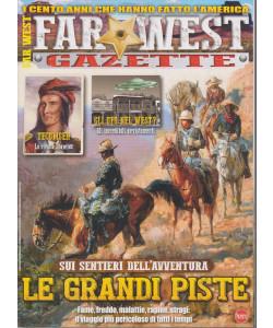Far West Gazette Extra - n. 17 - bimestrale - luglio - agosto 2021 -