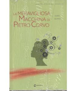 La biblioteca dei ragazzi -La meravigliosa macchina di Pietro Corvo - n. 42  - settimanale  - 23/10/2021
