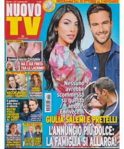Nuovo TV - n.43  -1 novermbre 2021 - settimanale