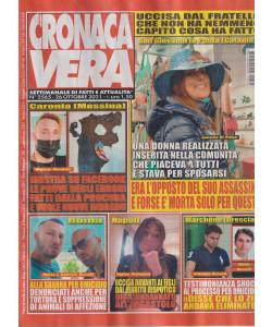 Nuova Cronaca Vera - n. 2565-26 ottobre 2021 - settimanale di fatti  e attualità