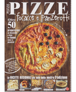 Pizze focacce e panzerotti - n. 1 - bimestrale - giugno - luglio 2021