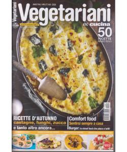 Vegetariani in cucina - n. 98 -ottobre - novembre 2021 - bimestrale