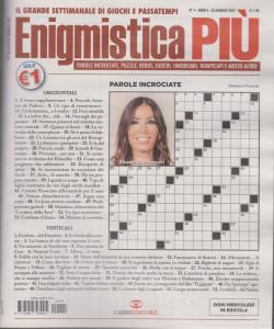 Enigmistica Piu' - n. 4  - settimanale - 26 gennaio 2021