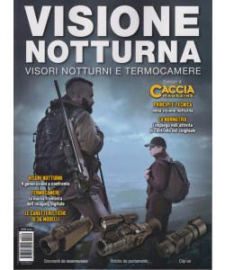 Visione notturna - suppl. Caccia magazine - settembre 2021