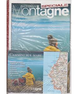 Meridiani Montagne speciale -Cammini sul mare -  bimestrale - n,.16 - 16 dicembre 2017