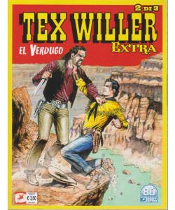 Tex Willer extra - El verdugo - n. 2  - 2 di 3 - agosto 2021 - mensile