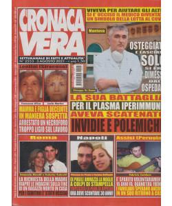 Nuova Cronaca Vera - n. 2553 - 3 agosto 2021 - settimanale di fatti  e attualità
