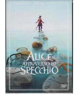 I dvd di Sorrisi 4 n. 27  - Alice attraverso lo specchio -  settimanale -giugno 2021