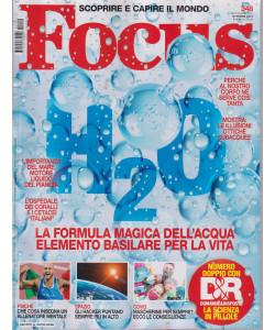 Focus - n. 348 - ottobre  2021 - mensile