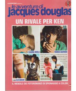 Le avventure di Jacques Douglas -Un rivale per Ken -  n. 7  - mensile -maggio 2021