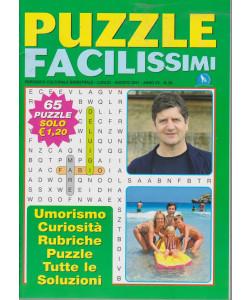 Puzzle Facilissimi - n. 86 - bimestrale - luglio - agosto   2021 - 65 puzzle