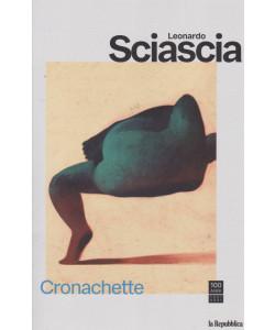 Leonardo Sciascia -Cronachette - n. 18  - 83   pagine