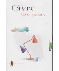 Italo Calvino -Lezioni americane - n. 19  - 23/2/2021 - settimanale - 152  pagine