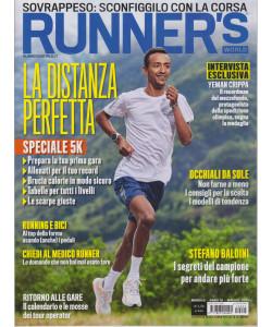 Runner's World - n. 5 - mensile -maggio  2021