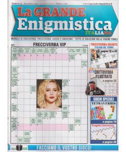La Grande enigmistica italiana - n. 17  -novembre 2021 - mensile