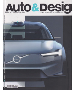 Auto & Design - n. 250 - bimestrale - settembre - ottobre 2021 - english - italiano
