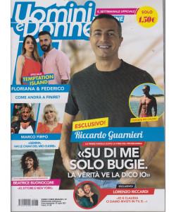 Uomini e donne magazine - n. 25 - settimanale -23 luglio  2021