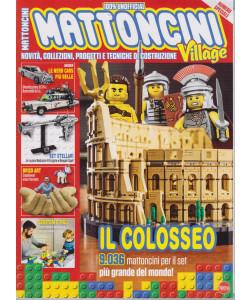 Mattoncini Village - n. 1 - bimestrale - agosto - settembre 2021 -