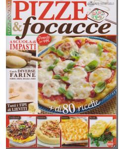 Pizze & focacce - n. 3 - bimestrale - agosto - settembre 2021