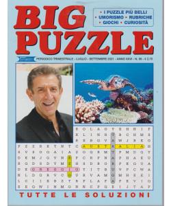Big Puzzle - n. 98 - trimestrale -luglio - settembre  2021