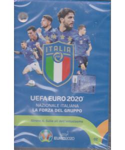 Uefa euro 2020 - Nazionale italiana - La forza del gruppo - settimanale - n. 2