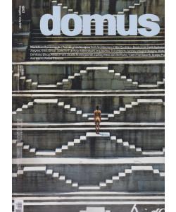 Domus -    mensile  - n. 1057 -maggio 2021 -  italiano -  inglese