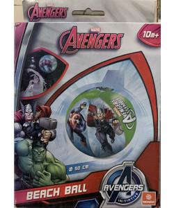 Pallone gonfiabile Marvel Avengers - Beach Ball - Diametro 50 cm