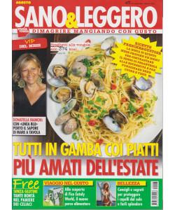 Sano & Leggero -n. 8 -agosto  2021 - mensile