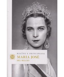 Regine e principesse -Maria Josè del Belgio- n.38- settimanale - 154 pagine