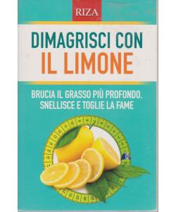 Dimagrire -Dimagrisci con il limone -- n. 231  - luglio 2021