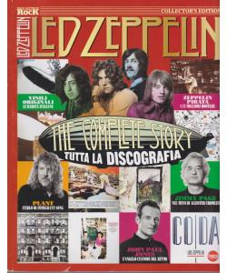 Classic rock - Led Zeppelin - n. 4 - bimestrale-  febbraio - marzo 2021