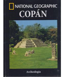National Geographic -Copan   n. 39-Archeologia -  settimanale - 22/10/2021 - copertina rigida