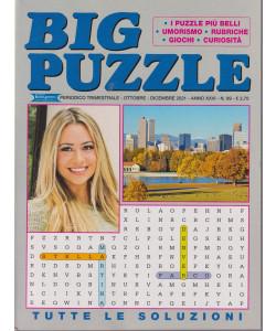Big Puzzle - n. 99 - trimestrale - ottobre - dicembre  2021