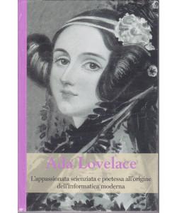 Grandi donne - n. 24 -Ada Lovelace -  settimanale -26/2/2021 - copertina rigida