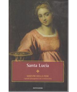 I Libri di Sorrisi 2 - n. 29- Maestri della fede - Santa Lucia - 16/6/2021- settimanale -128 pagine