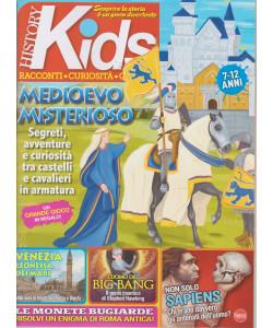 Bbc History Kids - n. 10 - 7-12 anni - bimestrale - agosto - settembre 2021