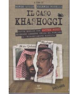 Il caso Khashoggi - Marco Lillo - Valeria Pacelli - n. 3 - mensile - 315 pagine