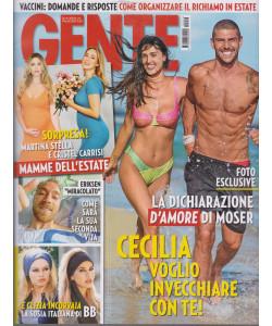 Gente - n. 24 - settimanale - 26/6/2021