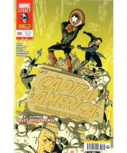 Capitan America (Nuova Serie) - N° 103 - Capitan America - Marvel Italia