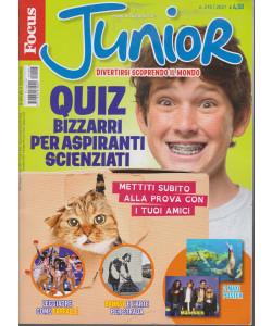 Focus Junior - n. 210/2021 - mensile
