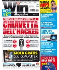 Win Magazine N° 231 CHIAVETTA DELL'HACKER