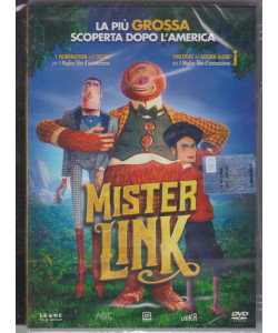 I Dvd di Sorrisi Collection 2 n. 7- Mister Link - 20/1/2021- settimanale