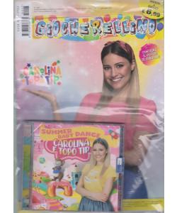 Giocherellino - Carolina e Topo Tip - Summer baby dance - n. 3 - luglio - agosto 2021