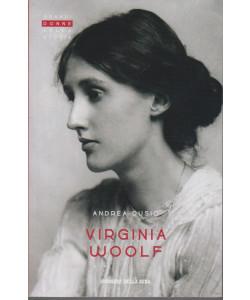 Grandi donne della storia - Virginia Woolf - Andrea Dusio  - n. 29 - settimanale -