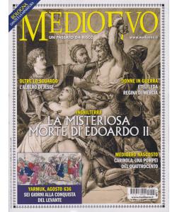 Medioevo - n. 295 -3 agosto 2021    - mensile